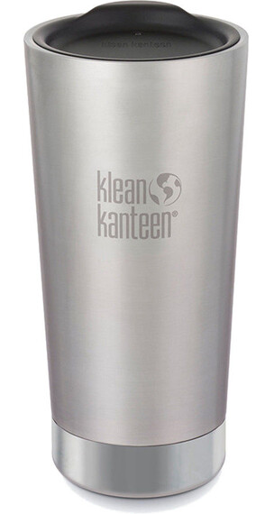 Klean Kanteen Tumbler Bootle Insulated 20oz (592 ml) Brushed Stainless